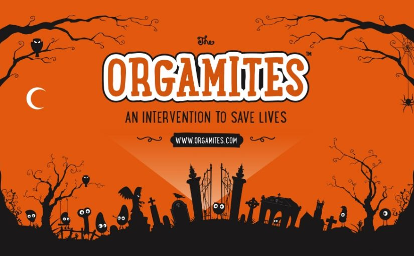 Shine A Light On Organ Donation This Halloween